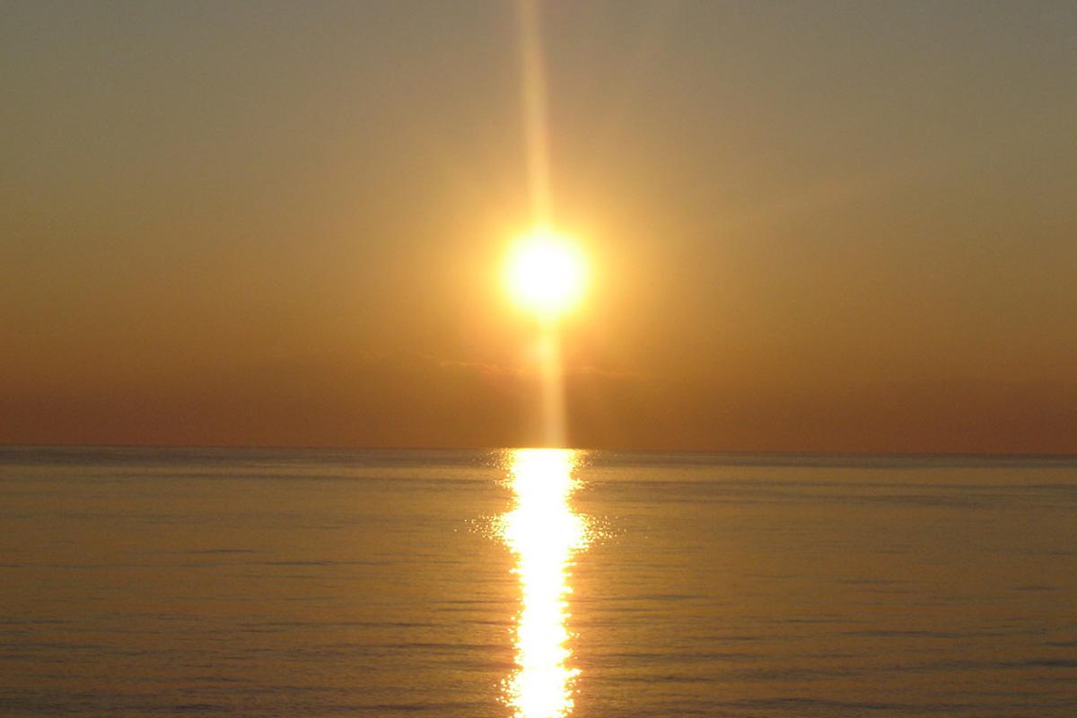 Nea Vrasna Sunrise